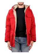 Holubar Red Deer Hunter L177  Jacket - Red