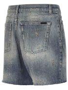 Saint Laurent Shorts - Blue