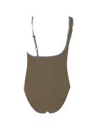 Zadig & Voltaire Green Swimsuit For Girl - Green