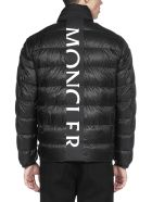 Moncler Peyre Quilted Nylon Down Jacket