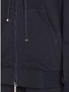 Kiton Shirt Cotton - NAVY BLUE