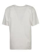 Saint Laurent Photo Print T-shirt - White