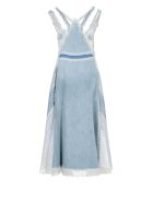 Koché Dress - Light blue