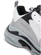 Balenciaga Triple S Sneakers With Logo - Grey