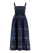 Baum und Pferdgarten Aprela Thin-strap Dress - blue