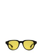 Dita Dita Dts708-a-01-a Black Gold Sunglasses - Black Gold
