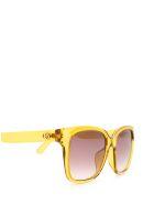Gucci Gucci Gg0715sa Yellow Sunglasses - YELLOW