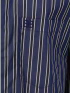 Balenciaga Shirt - Navy/light grey