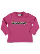 Moschino T-Shirt - Fucsia