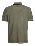 Canali Polo Jersey - Green