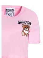 Moschino 'teddy Reverse' T-shirt - Pink