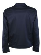 Michael Kors Moto Twill Jacket - Midnight
