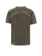 Palm Angels T-shirt - MILITARY