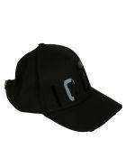 Dsquared2 Icon Logo Baseball Cap - Black