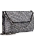 Stella McCartney Falabella Mini Crossbody Bag - SILVER