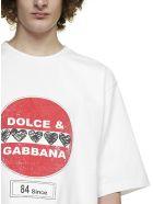Dolce & Gabbana T-Shirt - Cartelli stradali