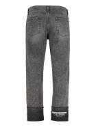 Dolce & Gabbana 5-pocket Slim-fit Jeans - grey