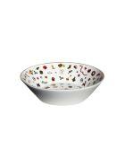 Taitù Medium Bowl - Noel Oro Collection - Multicolor and Gold