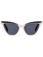 Rag & Bone RNB1021/S Sunglasses - J/ir Pink