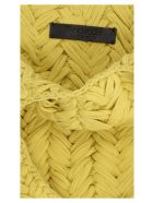 J.W. Anderson 'knitted Shopper' Bag - Giallo