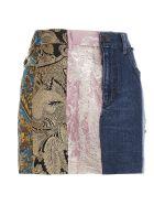 Dolce & Gabbana 'patchwork' Skirt - Multicolor
