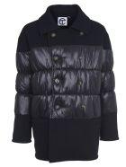 Telfar Puffy Jacket With Wool - Black