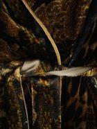 Pierre-Louis Mascia Kanpur Printed Velvet Kimono - Multi