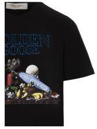 Golden Goose 'golden Goose Toys' T-shirt - Black
