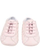Gallucci Pink Shoes For Babygirl - Pink