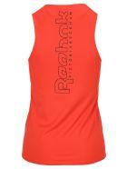 Reebok x Victoria Beckham Low-impact Logo Performance Tank Top - RED