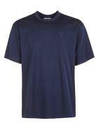 Y-3 Chest Logo T-shirt - Blue