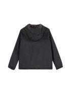 Fendi Reversible Windbreaker-jacket - black