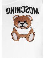 Moschino 'teddy Reverse' Top - White