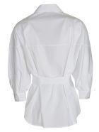 Prada Popeline Compact Shirt - White