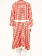 Alanui Desert Summer Kimono - PINK/RED
