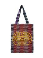Palm Angels X Missoni Shoulder Bag - Multicolore