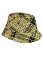 Burberry Giant Check Reversible Bucket Hat - Beige