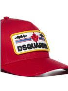 Dsquared2 Hat - Red