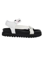 Moncler Sandals Flavia - Bianco