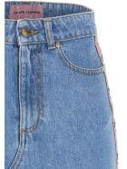 Chiara Ferragni 'logomania'skirt - Azzurro