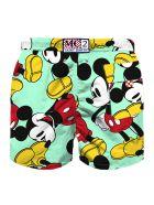 MC2 Saint Barth Mickey Mouse  Boy Swimshorts - Disney© Special Edition