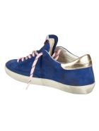 Golden Goose Superstar Classic Sneakers - Blue/White