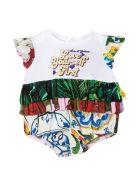 Dolce & Gabbana Patterned Romper - Fantasia
