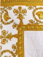 Versace Beach Towel - Bianco