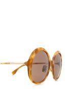 Fendi Fendi Ff 0430/s Havana Honey Sunglasses - Havana Honey