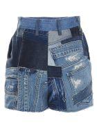 Dolce & Gabbana Shorts - Blue