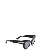 Bottega Veneta Bottega Veneta Bv1004s Black Sunglasses - Black