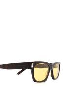 Saint Laurent Saint Laurent Sl 402 Havana Sunglasses - Havana