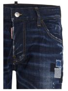 Dsquared2 'slim' Jeans - Blue