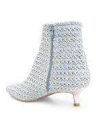 Ras 'harvest' Raffia Boots - Ciel